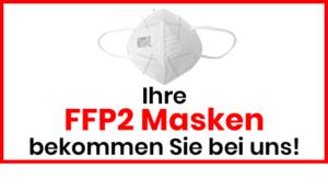 FFP2 Masken Coupon